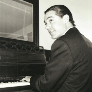 Todd at piano